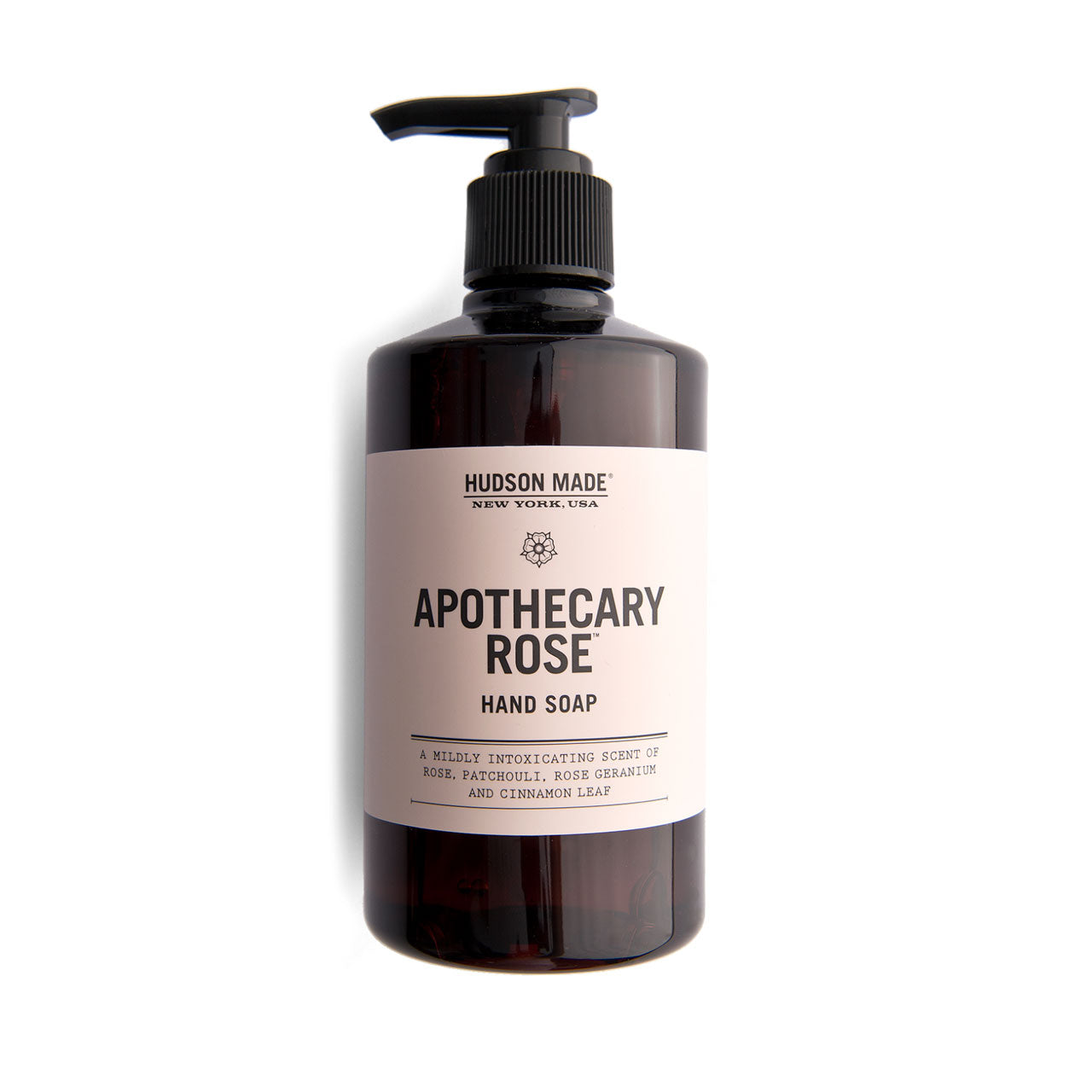 Hudson Made Apothecary Rose Hand Soap