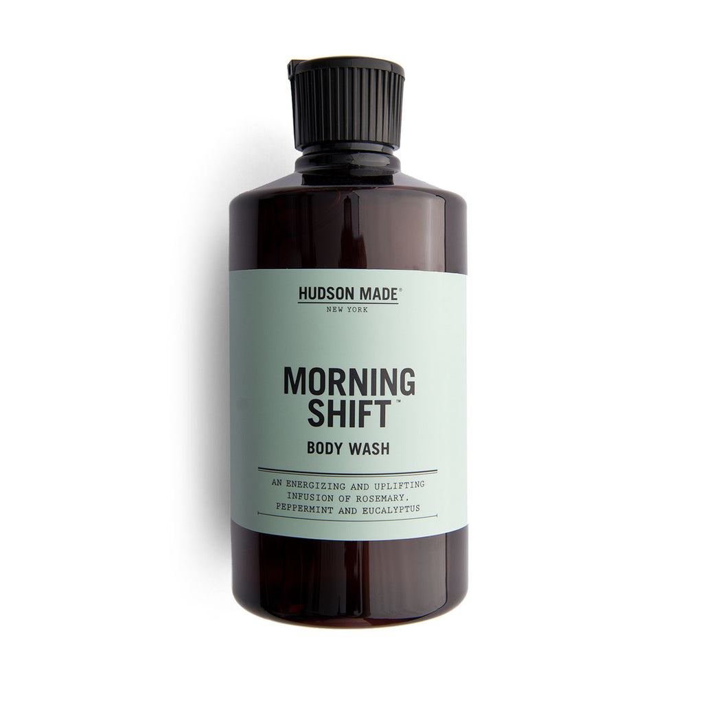Hudson Made Morning Shift Body Wash