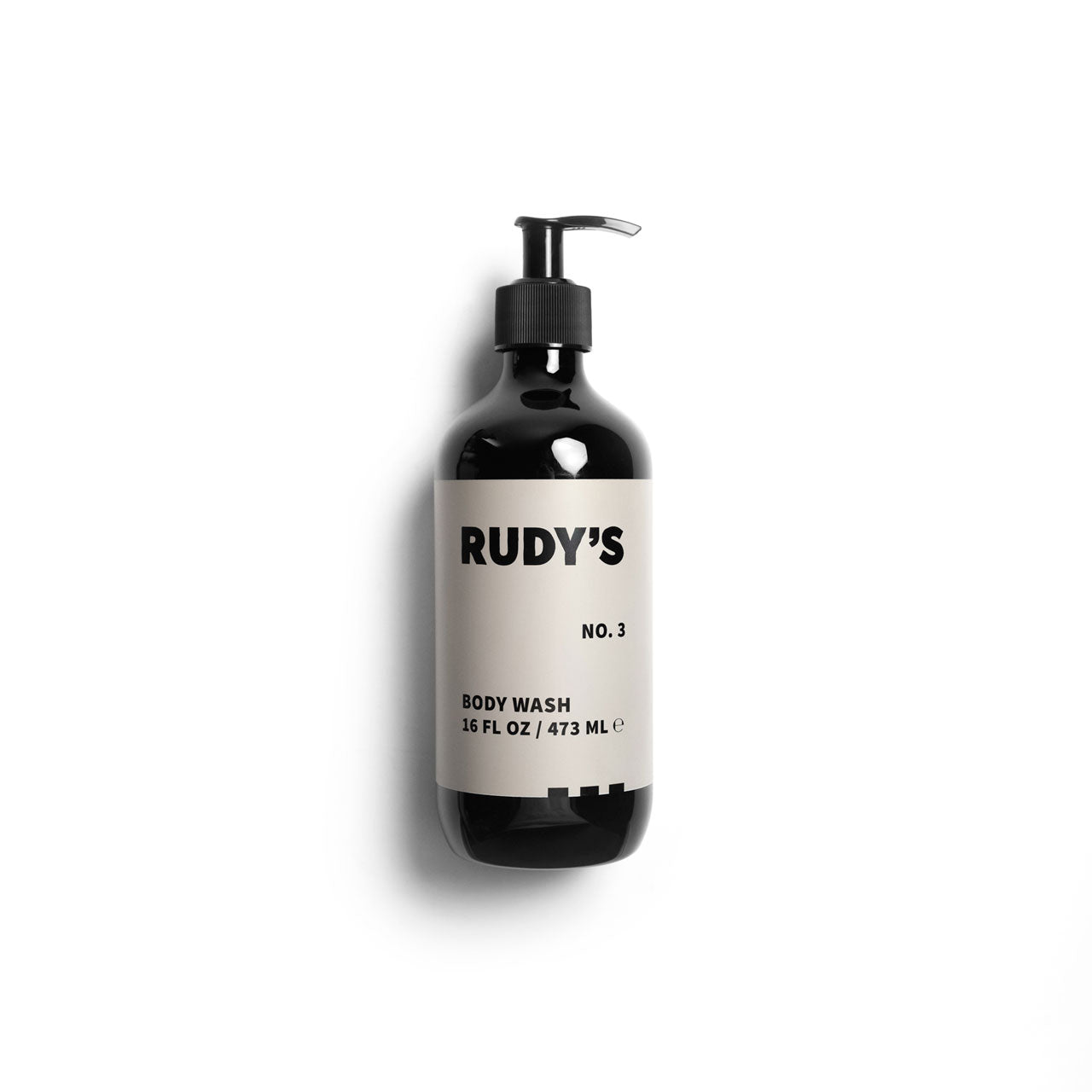 Rudy's No. 3 Body Wash