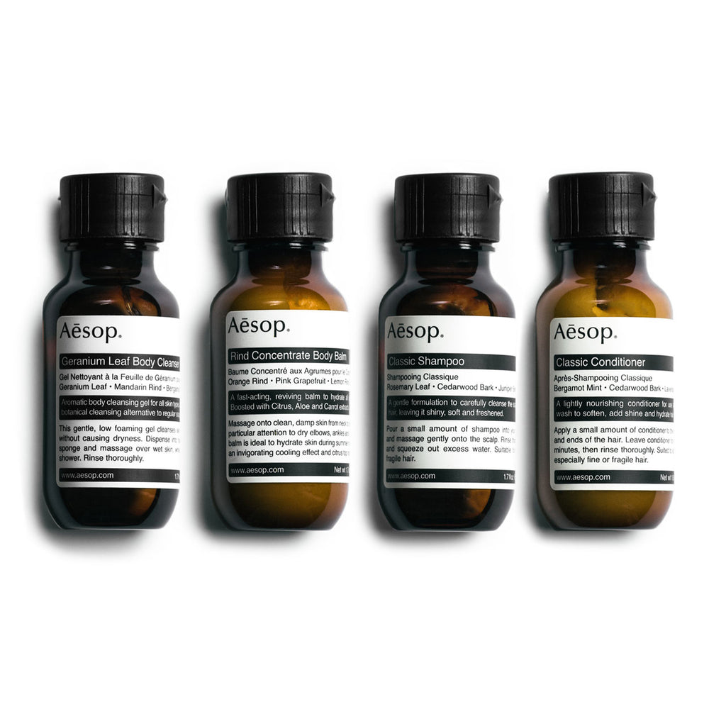 Aesop Arrival Kit