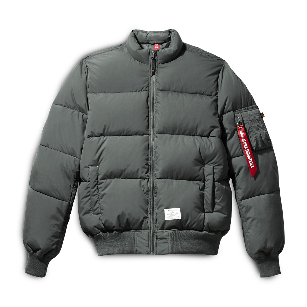 Alpha Industries MA-1 Quilted Flight Jacket