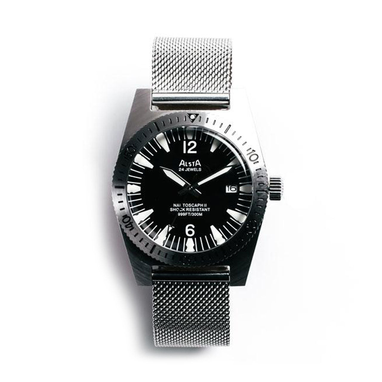 Alsta Nautoscaph II Jaws Watch
