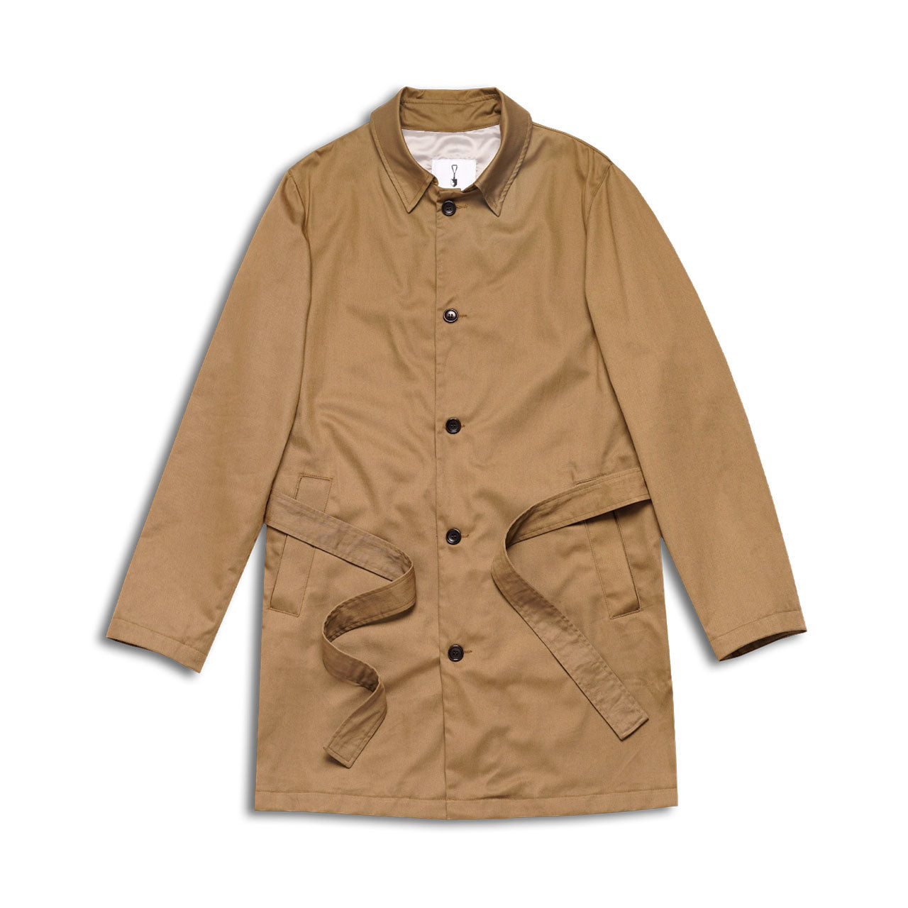 American Trench Belted Trench Coat