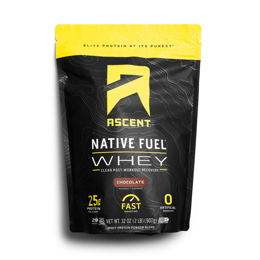 Ascent Native Fuel Whey Protein