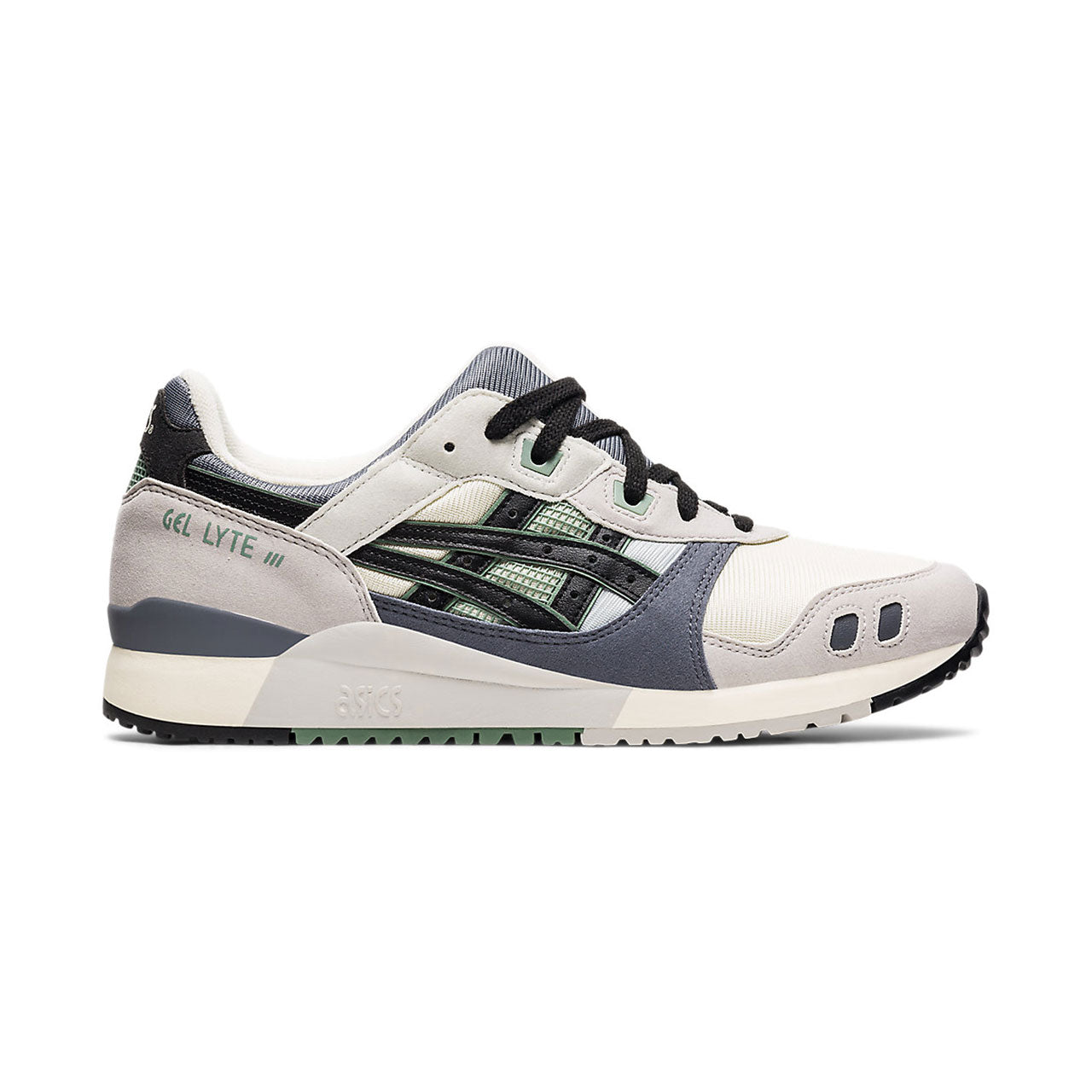 Asics Gel-Lyte OG Ivory Black Sneakers