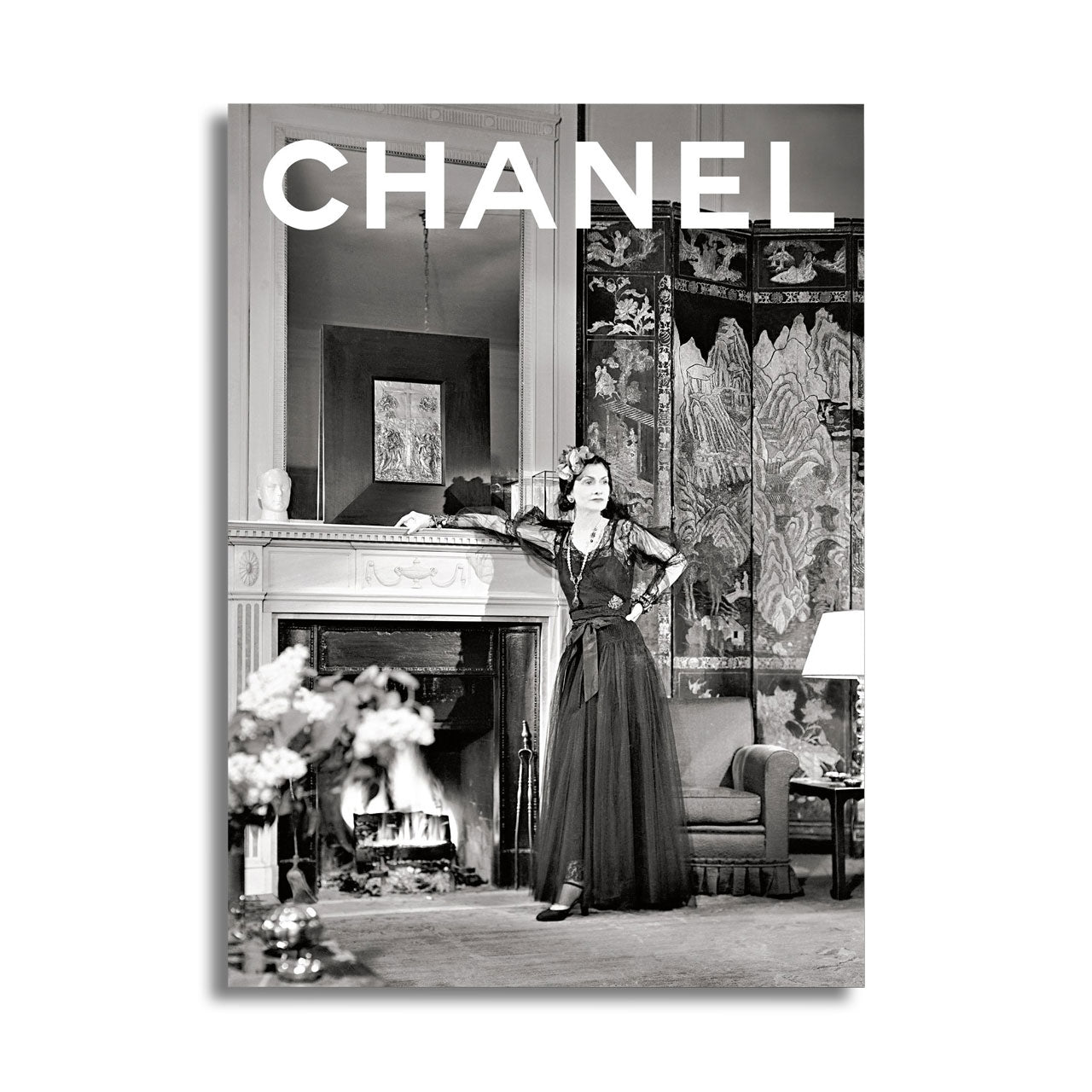 Chanel Slipcase Book Set