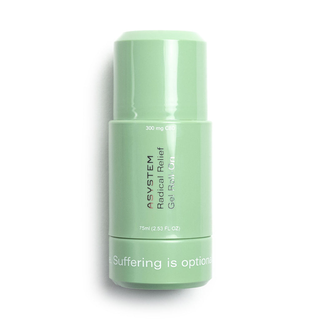 Asystem Radical Relief Gel Roll-On
