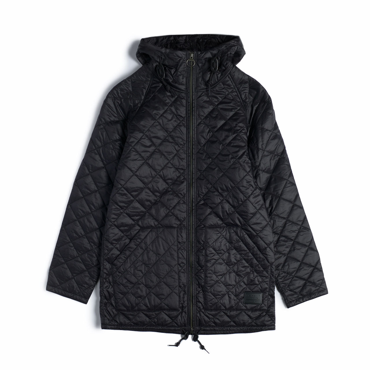 Barbour Gold Standard Quilted Hunting Jacket