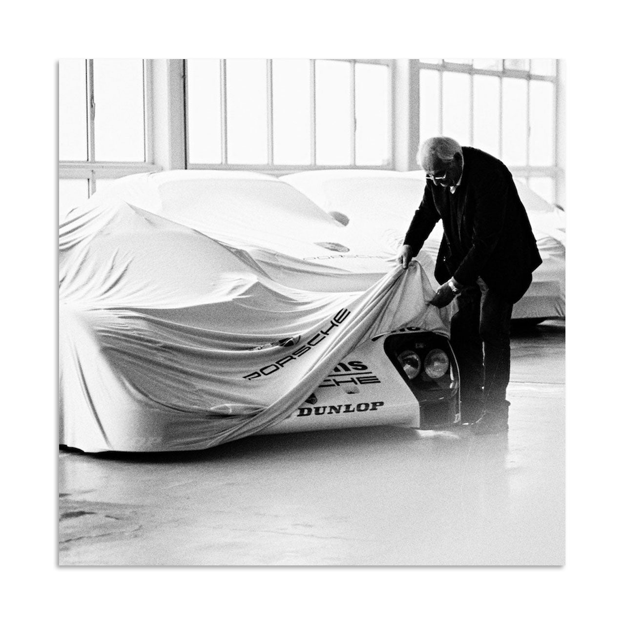 Unveiling the 962 Fine Art Print