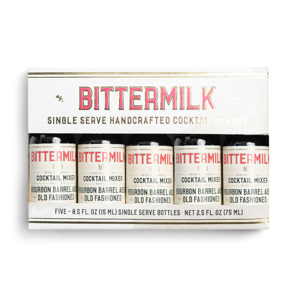 Bittermilk Single Serve Old Fashioned Pack