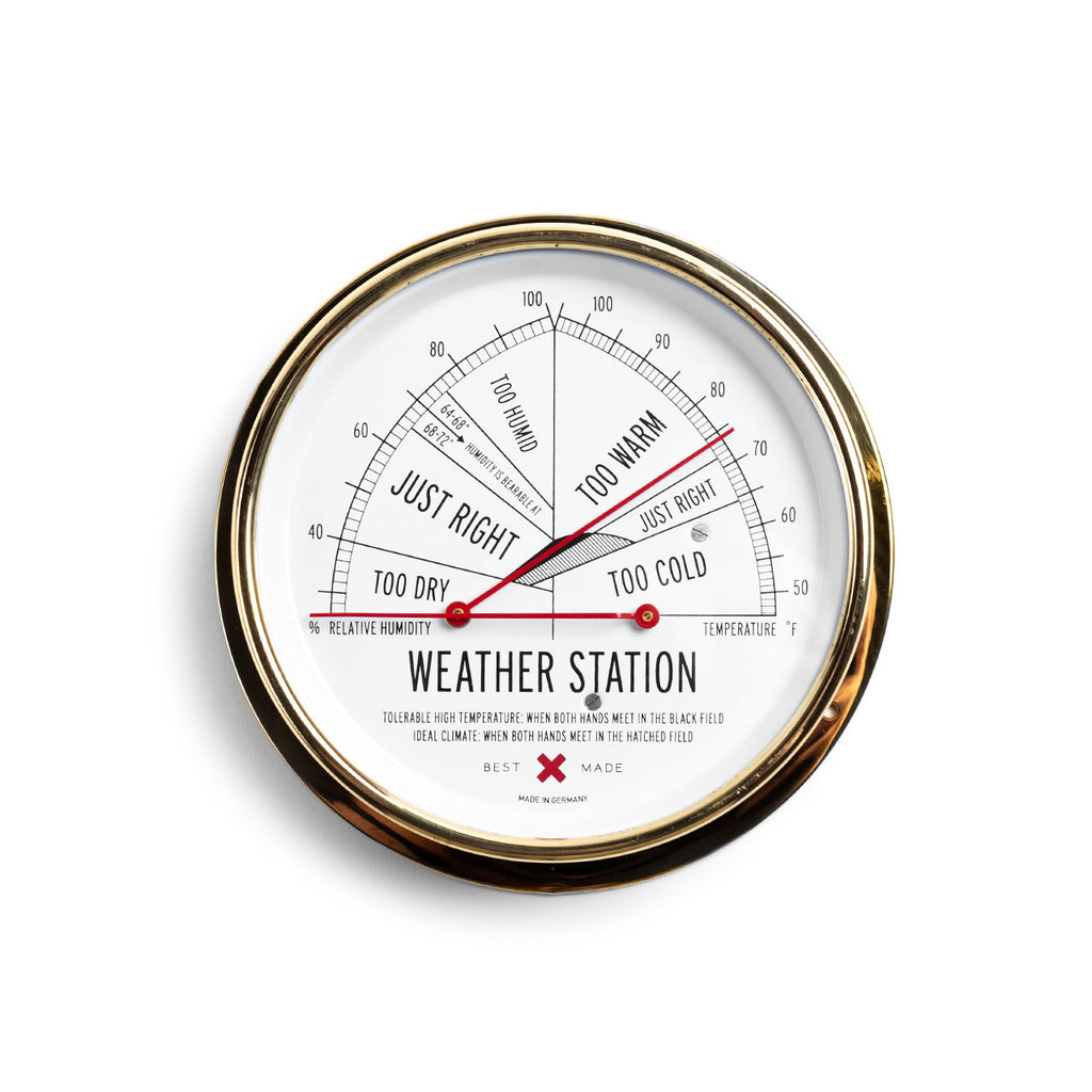 Best Made Co. Weather Station