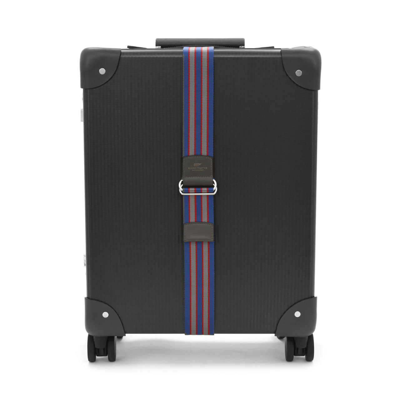 Globe-Trotter No Time To Die Carbon Fiber Carry-On Bag