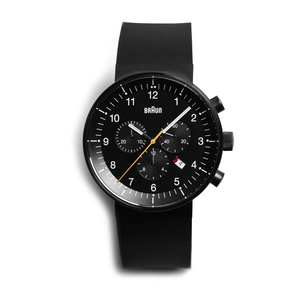 Braun Prestige Chronograph Watch