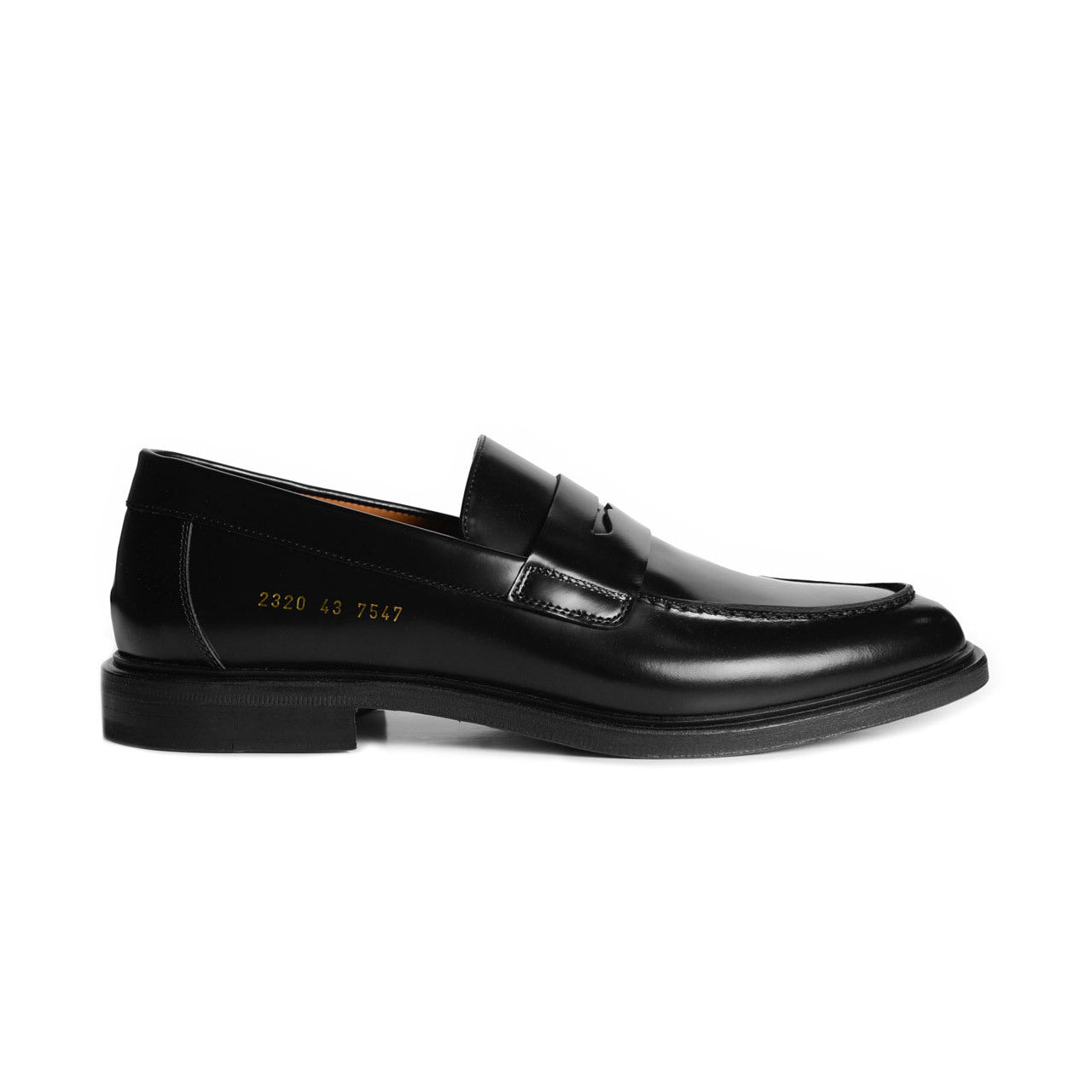 Common Projects Penny Loafers