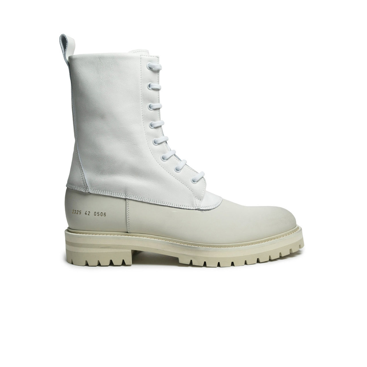 Common Projects Technical Lace-Up Boots