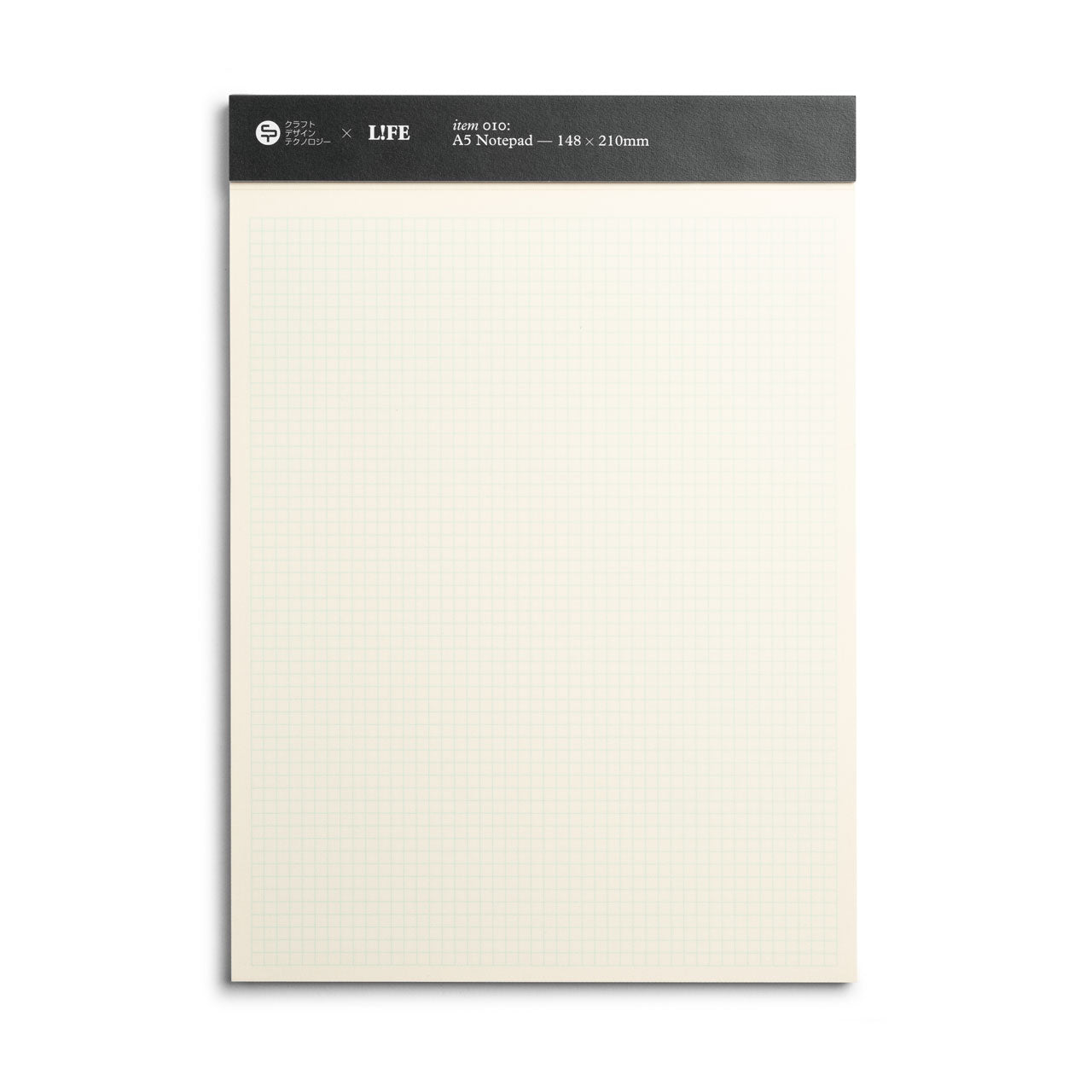 CDT A5 Grid Notepad