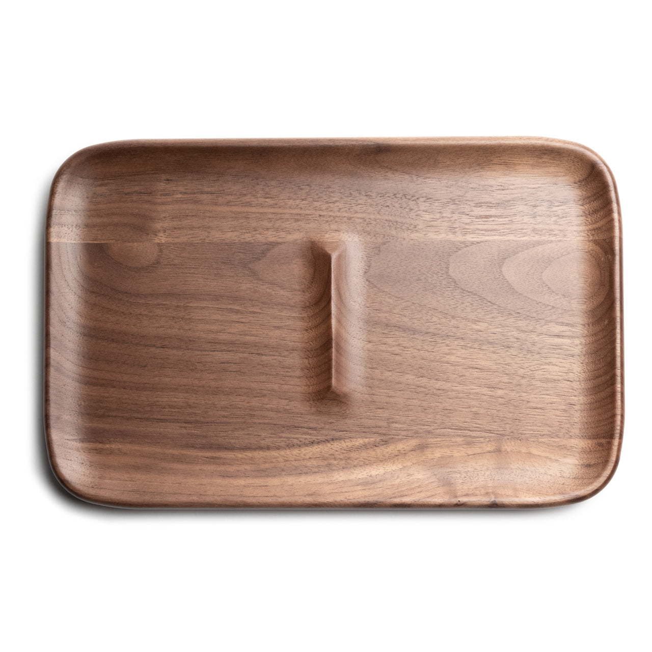 Walnut Valet Tray