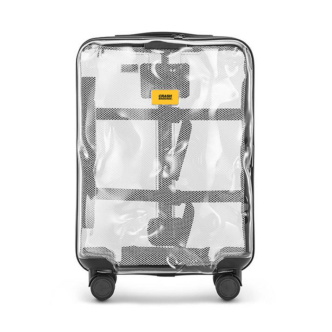 Crash Baggage Carry-On Suitcase