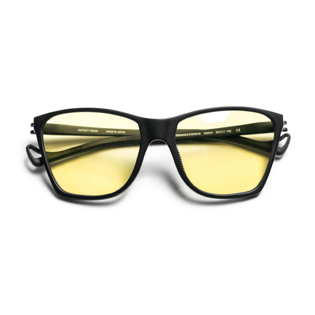 District Vision Keiichi Running Sunglasses