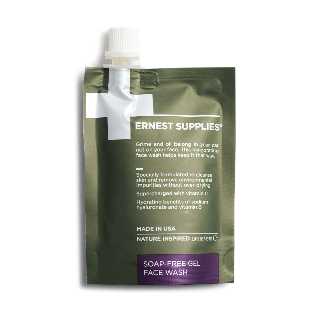 Ernest Supplies Soap-Free Gel Face Cleanser