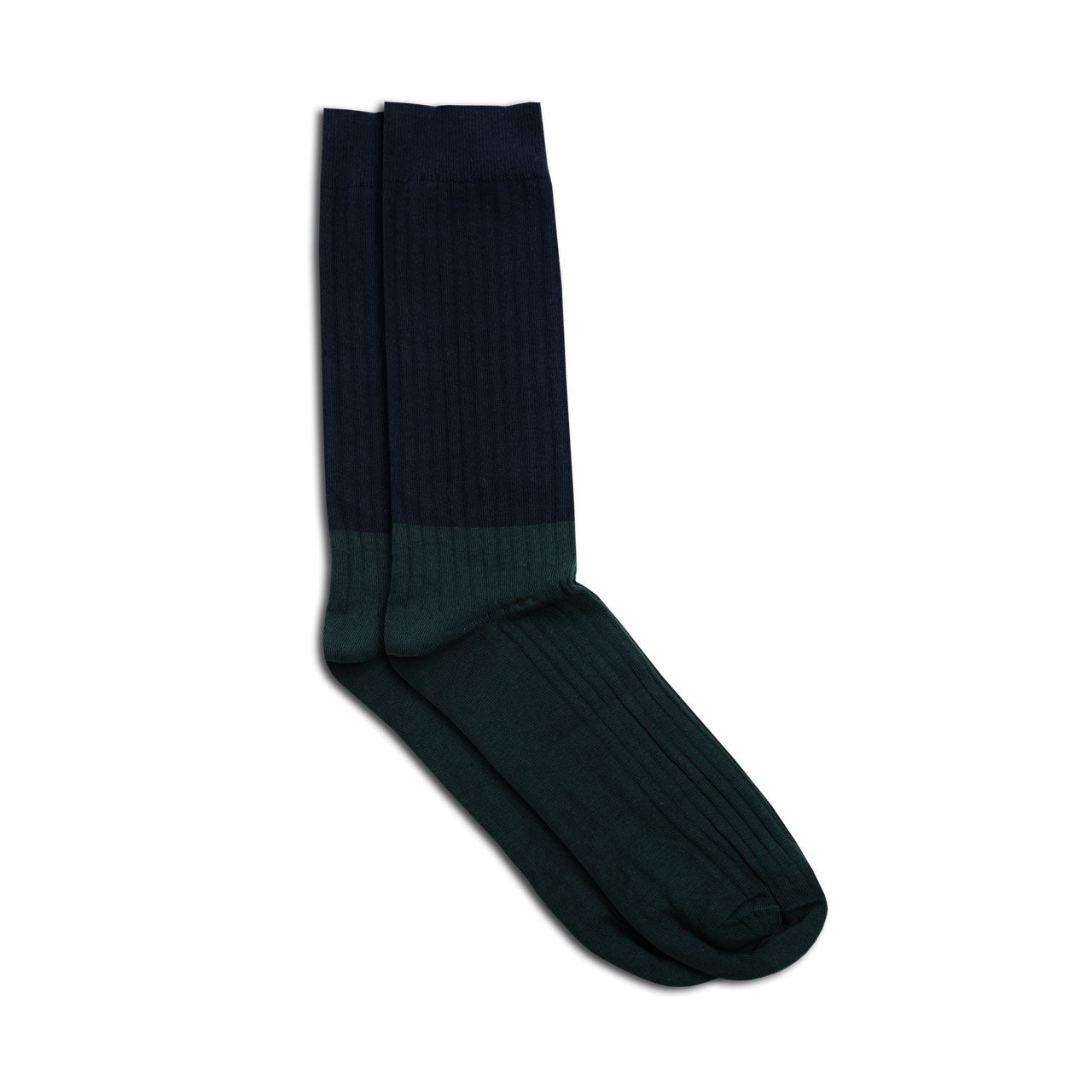 Escuyer Color Block Socks