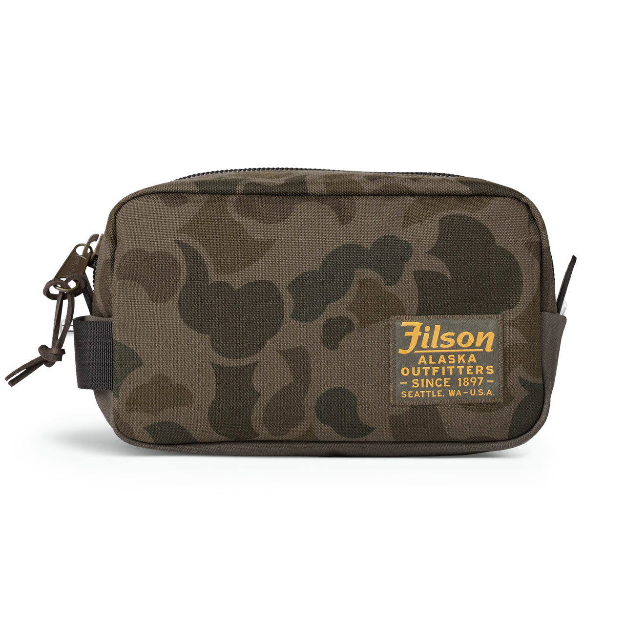 Filson Camo Travel Pack
