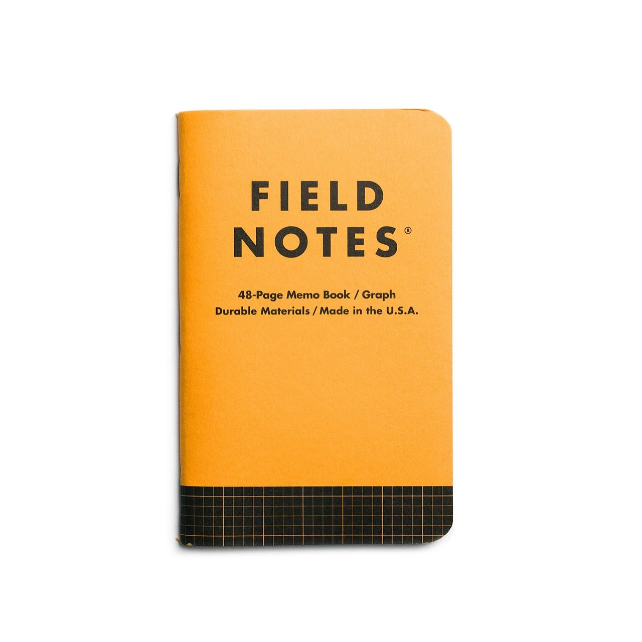 Field Notes Utility Graph Notebook