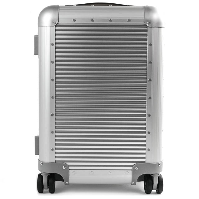 FPM Bank Spinner Aluminum Carry-On Suitcase