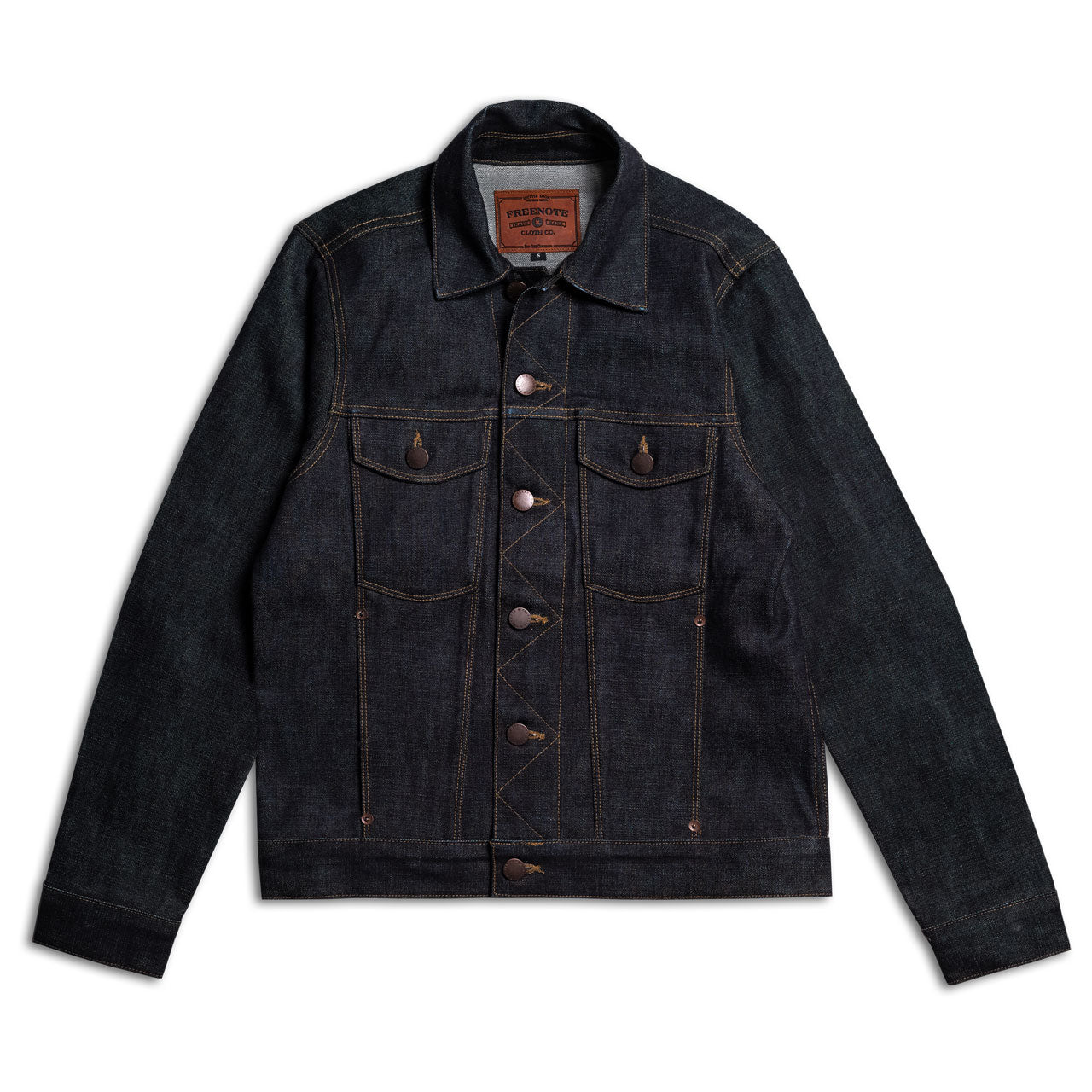 Freenote Cloth Classic Denim Jacket