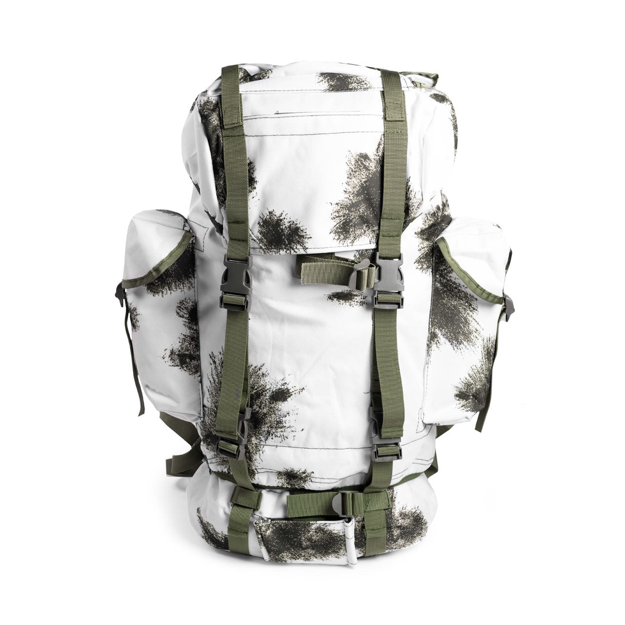 German Army Snow Backpack