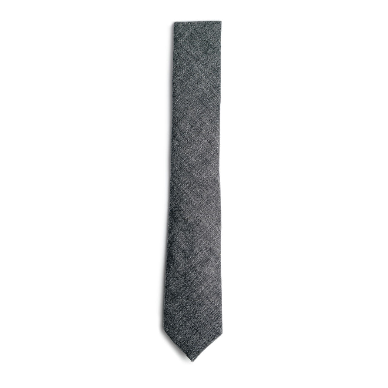 The Hill-side Chambray Tie