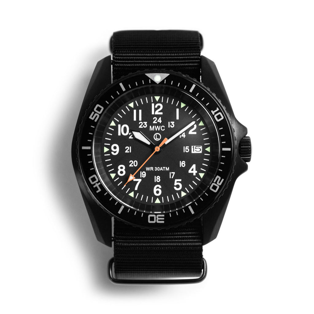MWC Kampfschwimmer Military Dive Watch