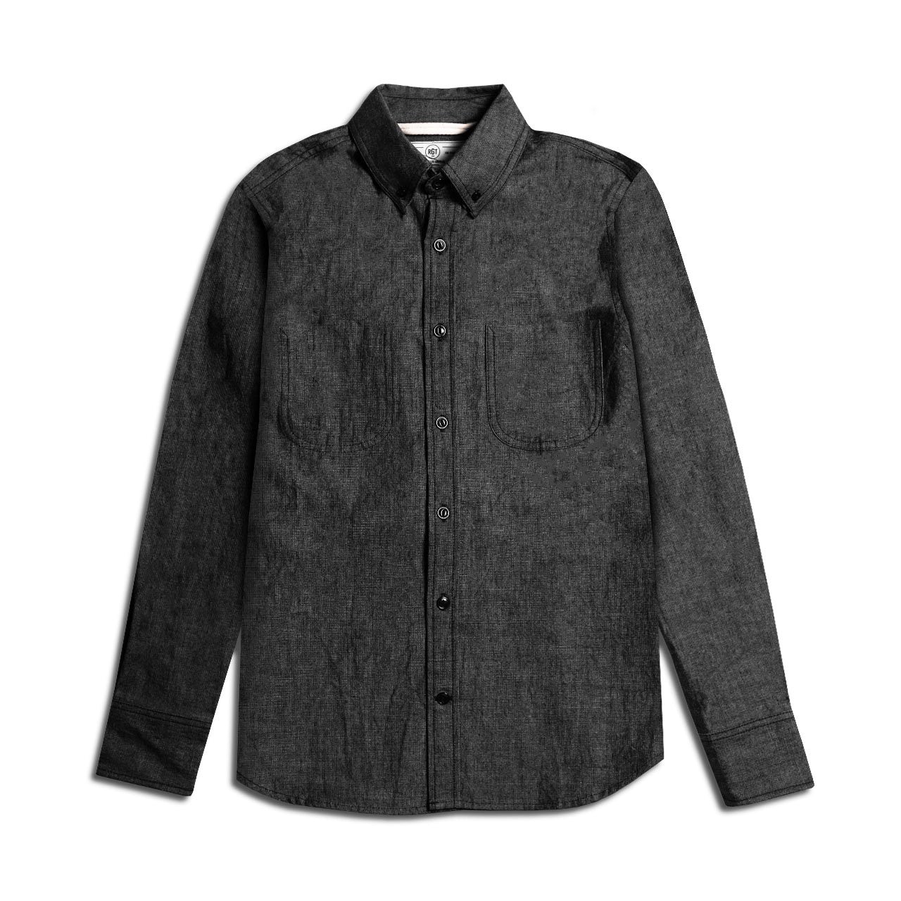 Rogue Territory x Uncrate Grayscale Jumper Shirt