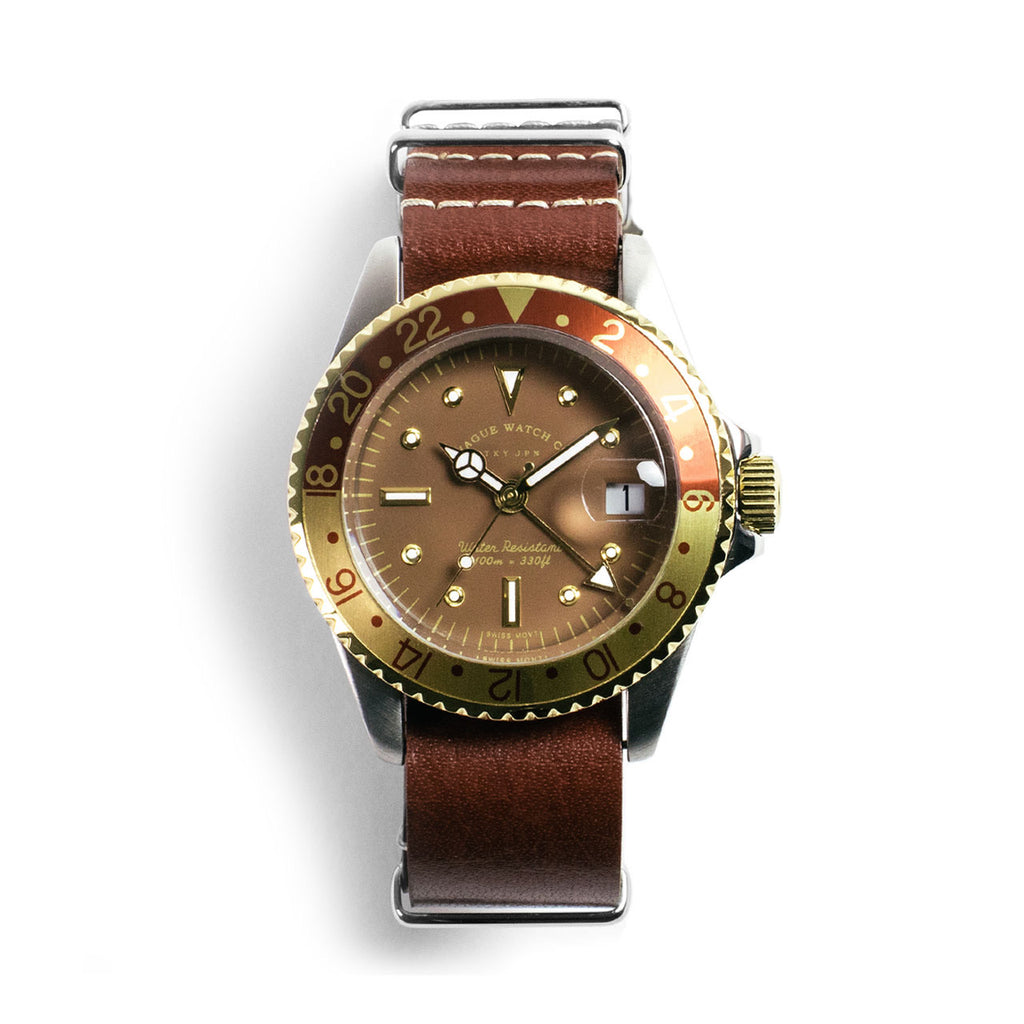 Vague GMT Watch