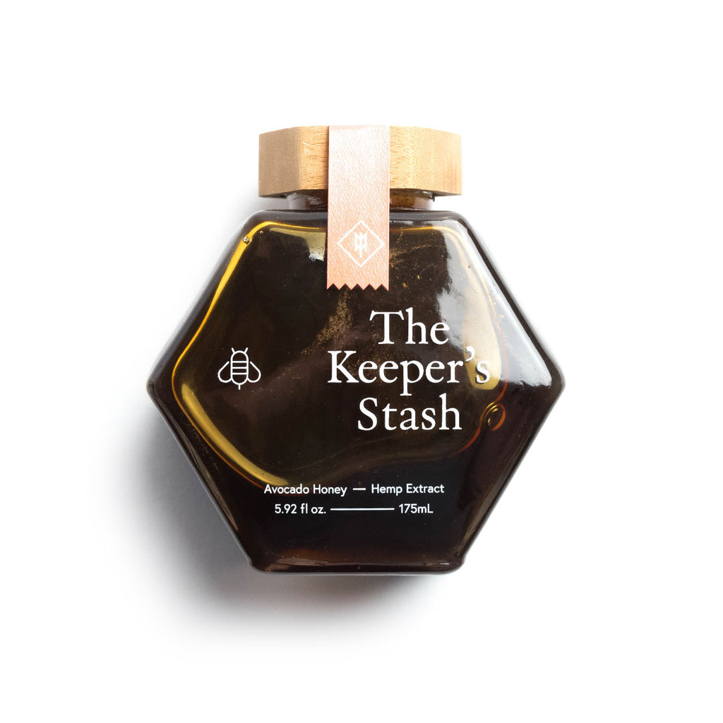 The Keeper's Stash Honey