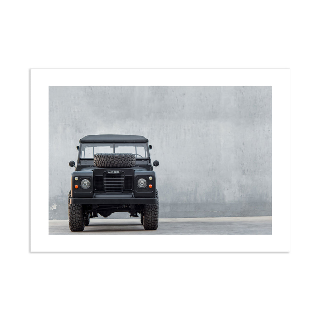 1979 Land Rover Defender Art Print