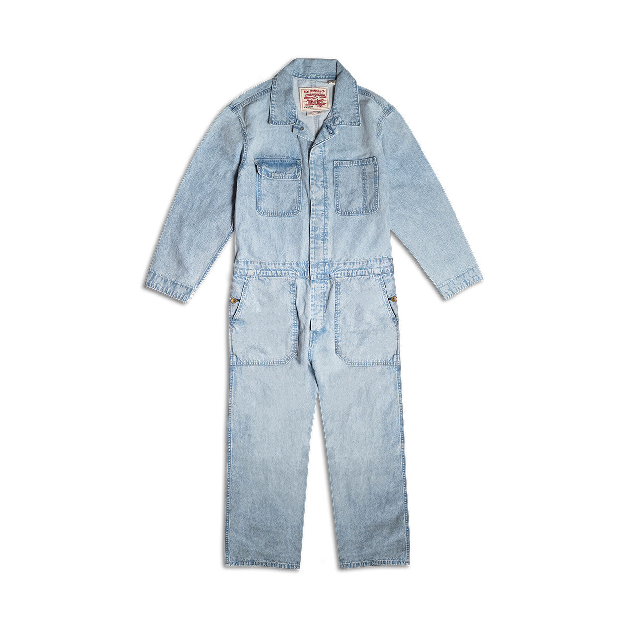 Levi's Stay Loose Denim Coveralls