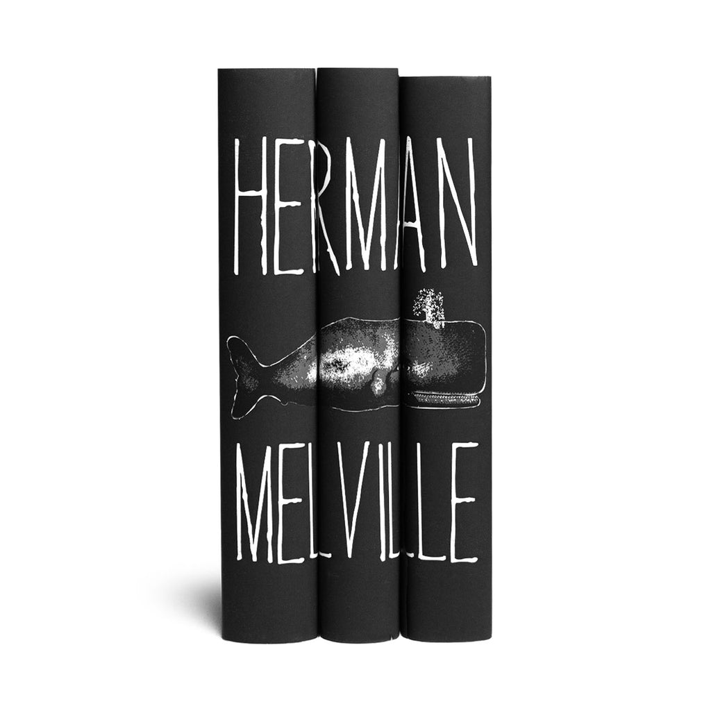 Herman Melville Book Set