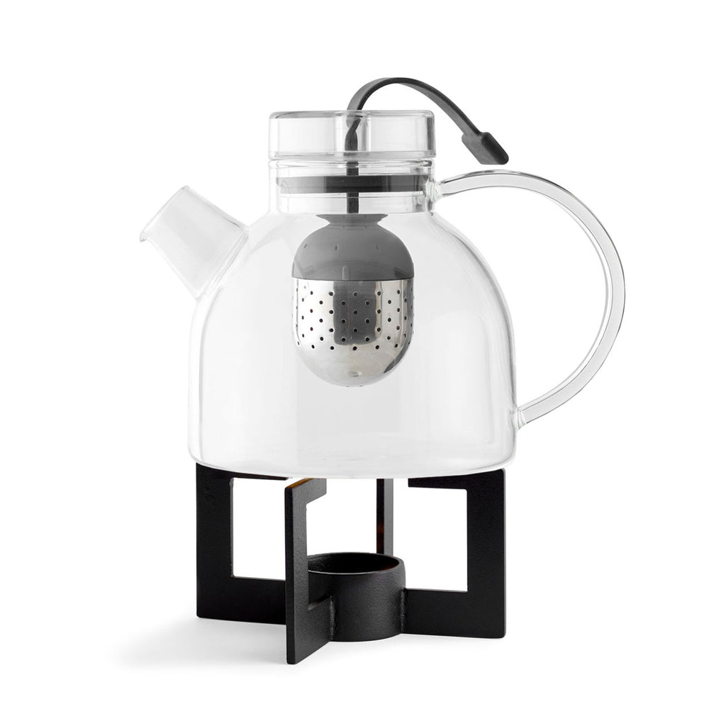 Menu Tea Kettle & Cast Heater