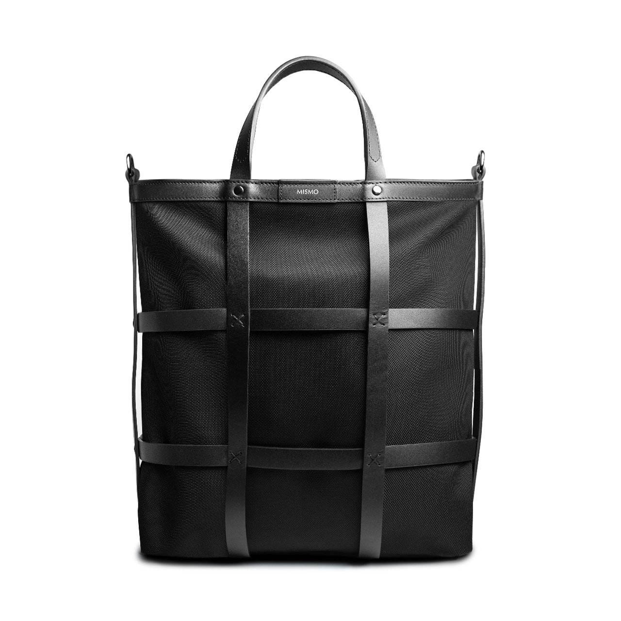 Mismo Grid Shopper Bag