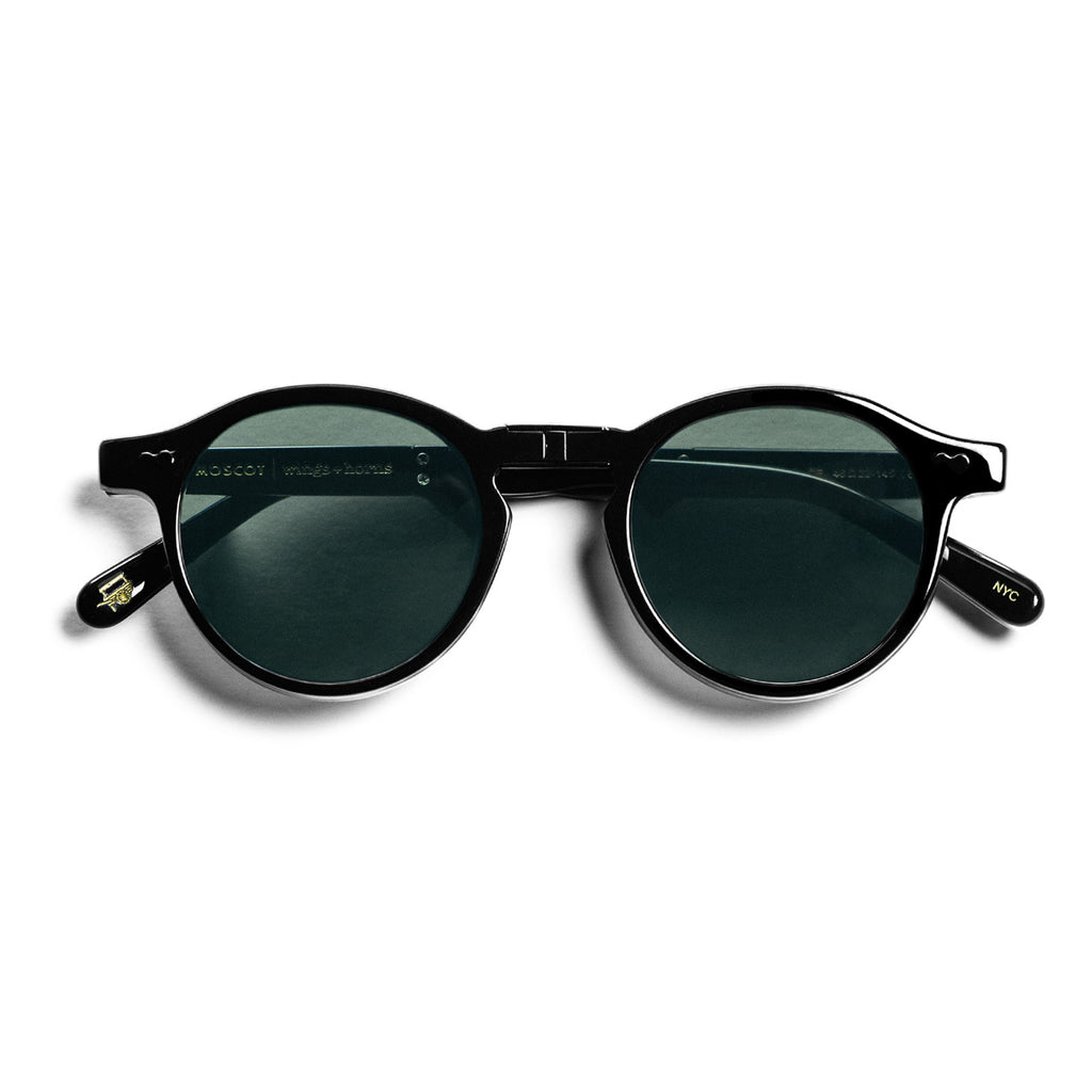 Moscot x Wings & Horns Miltzen Fold Sunglasses
