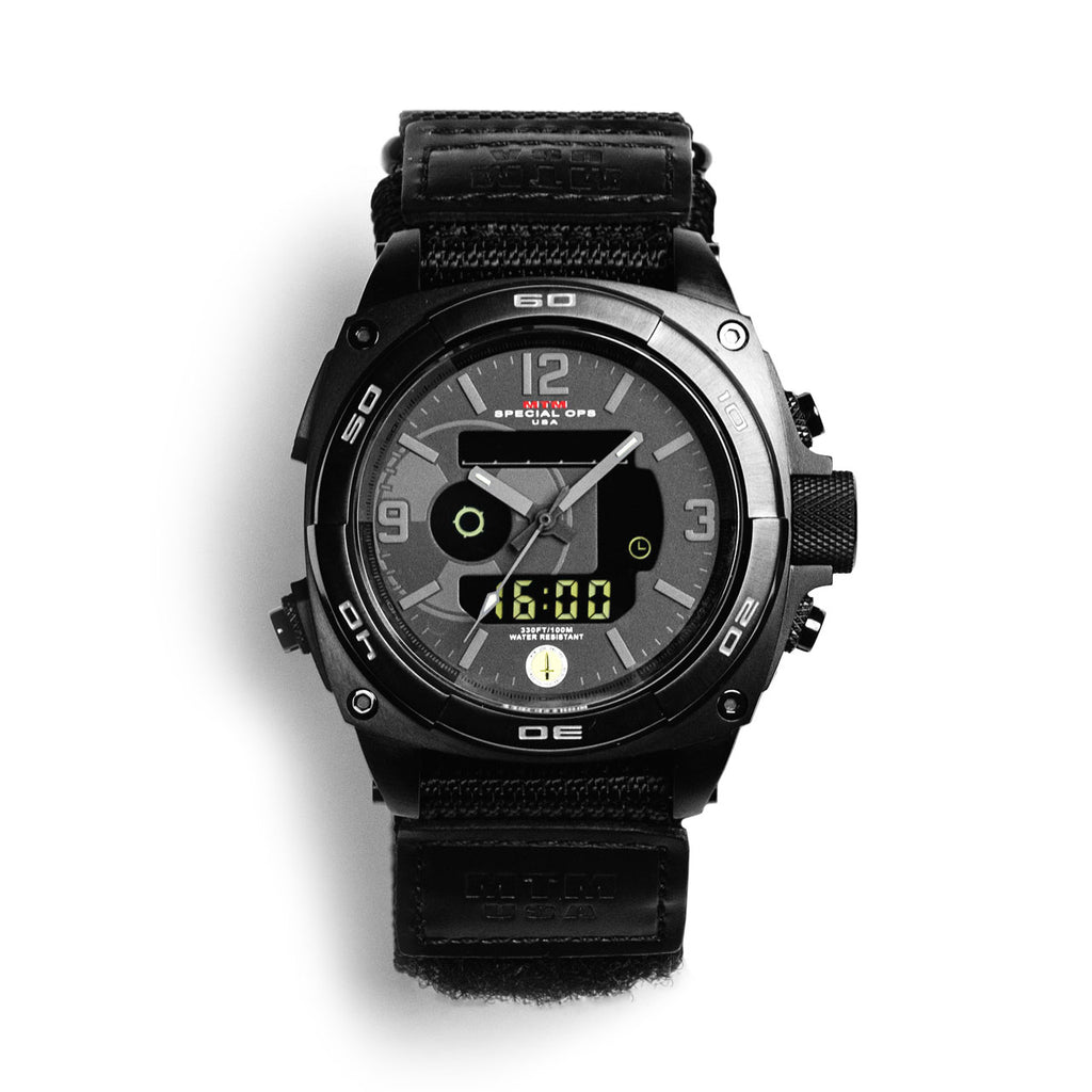 MTM Special Ops Radiation-Detecting Watch