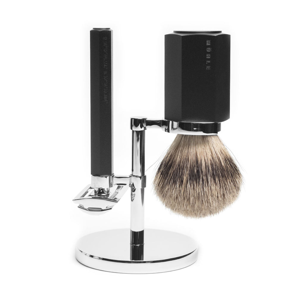 Muhle Hexagon Shaving Set