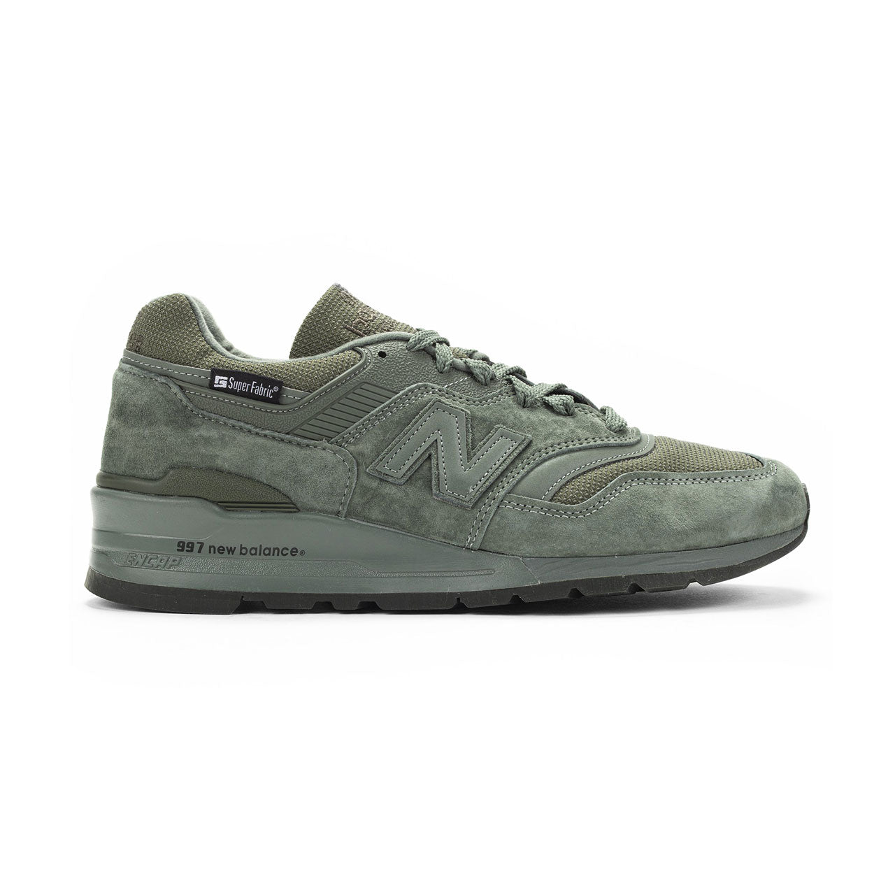 New Balance 997 SuperFabric Made in USA Sneaker