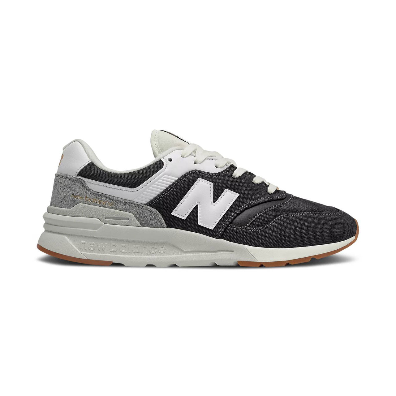 New Balance 997H Black Gold Sneakers