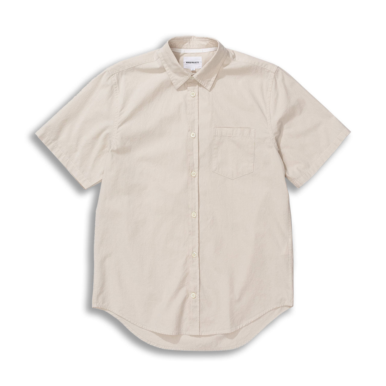 Norse Projects Osvald Micro Texture Shirt