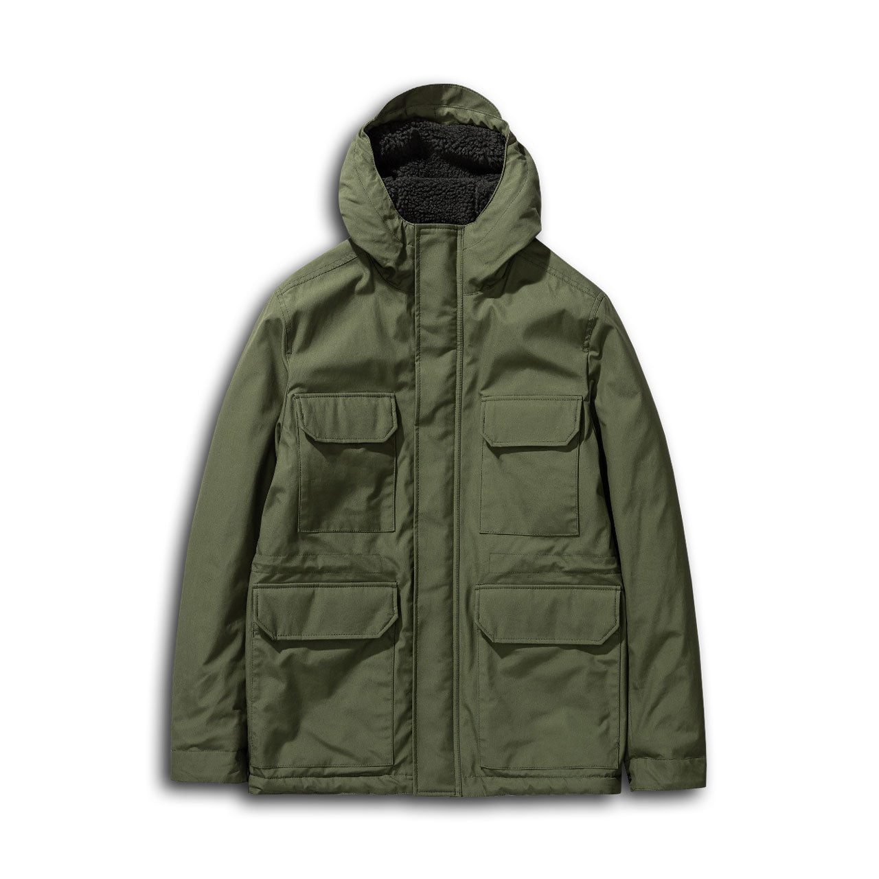 Norse Projects Nunk Cambric Jacket