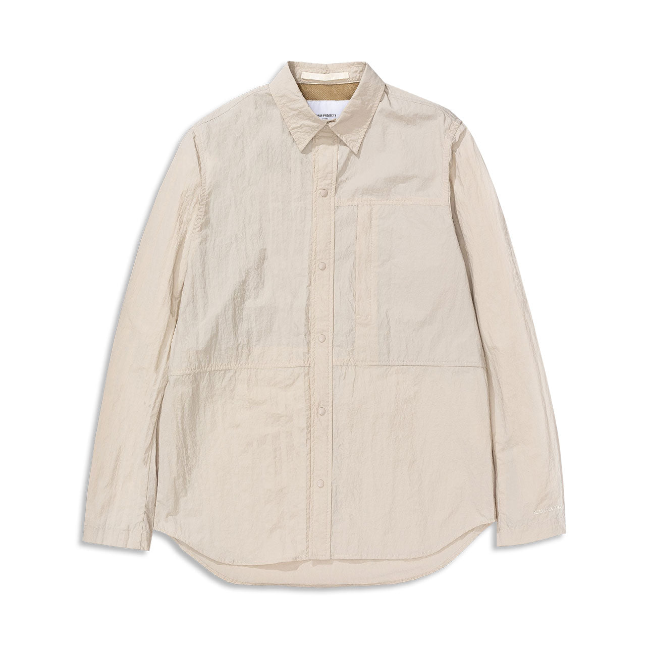 Norse Projects Thorsten Packable Shirt Jacket