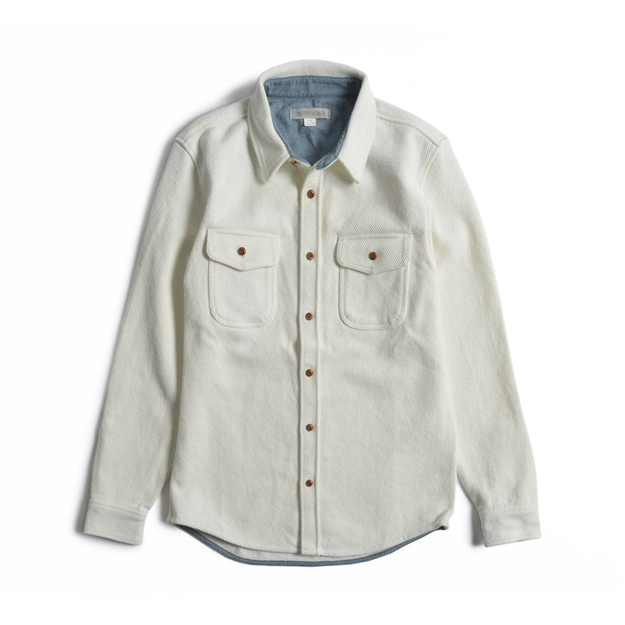 Outerknown Denim Project Blanket Shirt