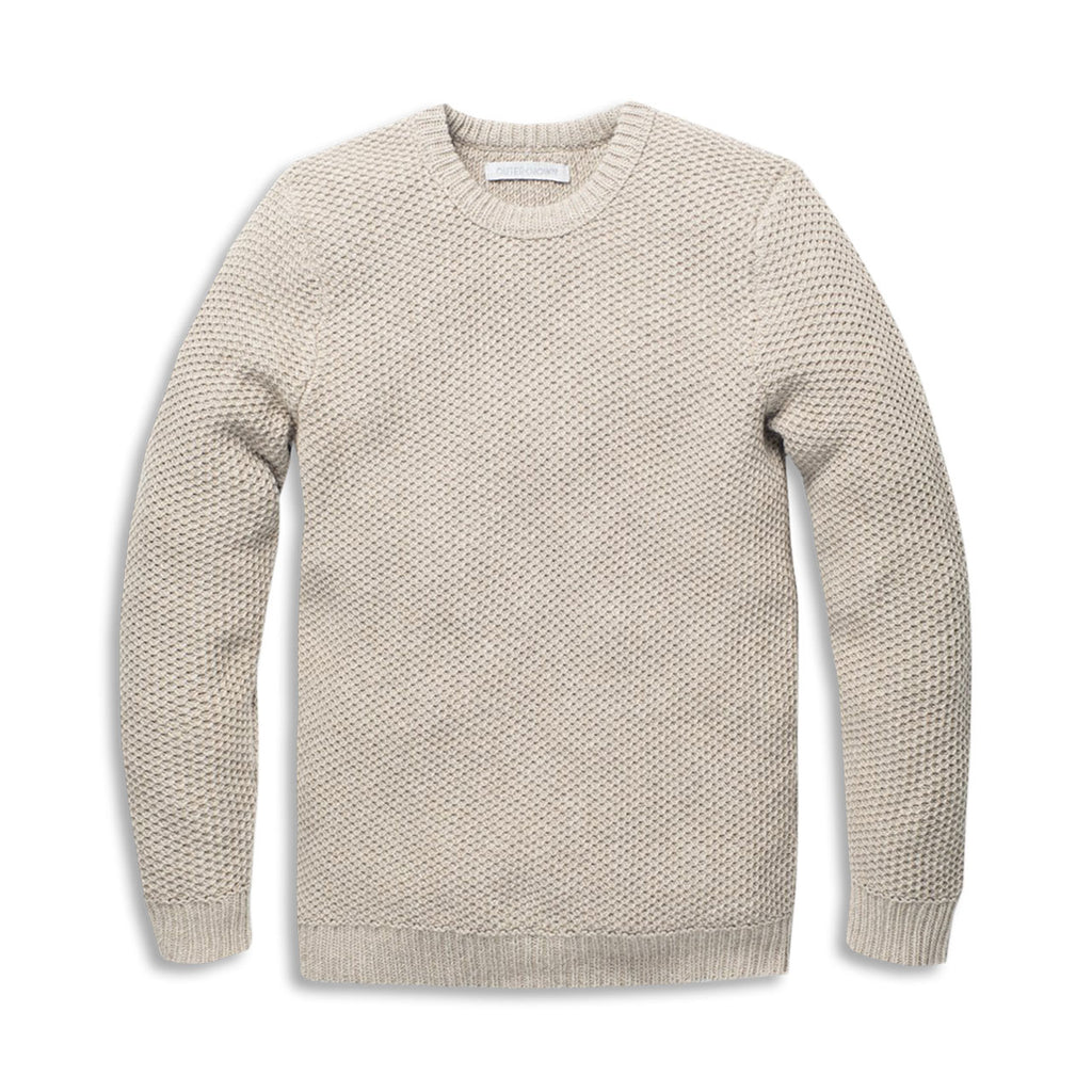 Outerknown Eastbank Crew Sweater